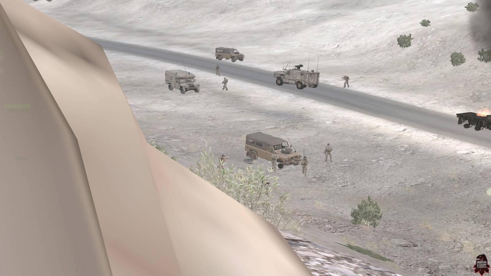 [25.05.2013] Operation Polaris