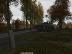 Rosiek w trawie Podagorska