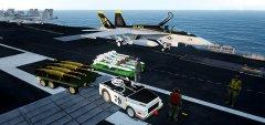 Lotniskowiec i Hornety 4