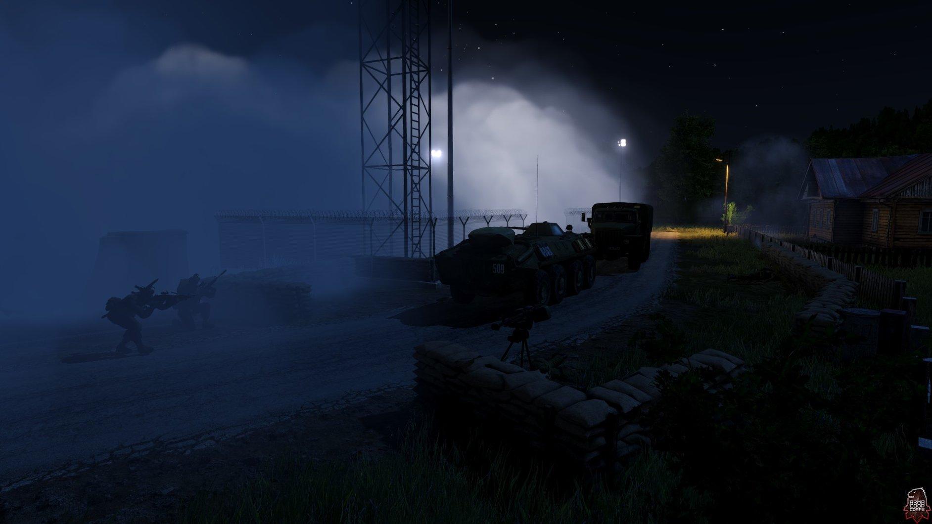 Nocne dymy