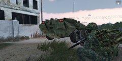 BTR i Maras