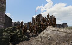 "[IFA3] CO 25 ""Czerwone Maki nad Monte Cassino"""
